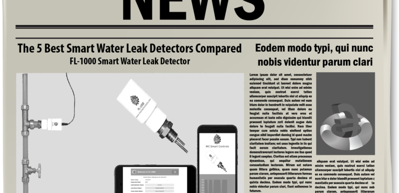 The 5 Best Smart Water Leak Detectors Compared