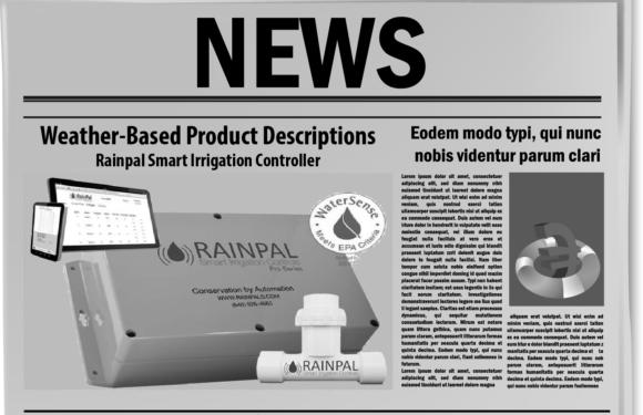 Rainpal Weather-Based Product Descriptions