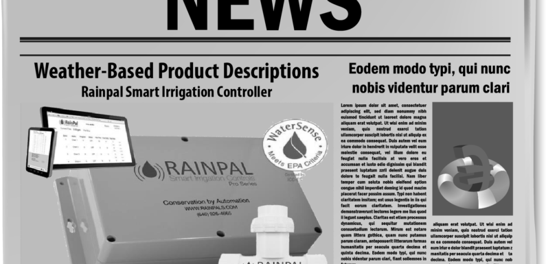 Rainpal Weather-Based Product Descriptions
